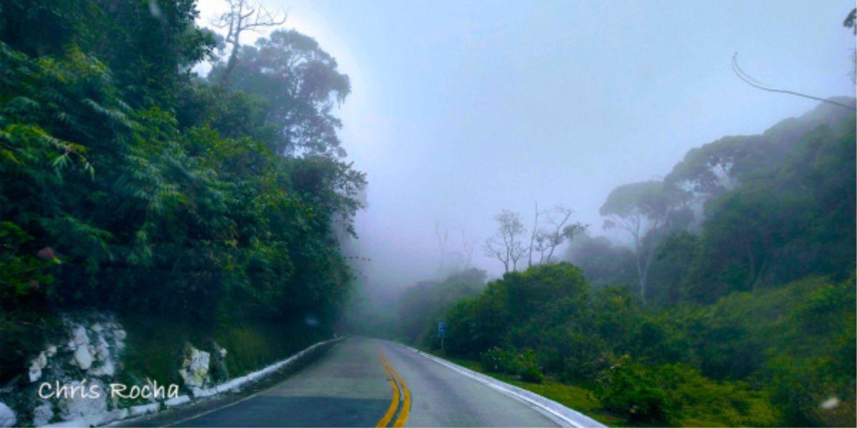 Estrada Itaipava-Teresópolis